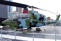 159218 @ NEW YORK - Bell AH-1J Sea Cobra - by Hannes Tenkrat