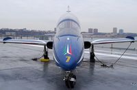 MM54439 @ NEW YORK - Aermacchi MB-339 - by Hannes Tenkrat