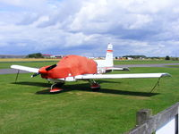 G-BEZI @ EGBR - at Breighton Airfield - by Chris Hall