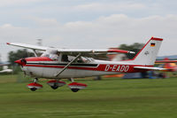 D-EADO @ EDMT - Cessna C172H - by Juergen Postl