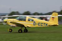 D-ECTK @ EDMT - American Aviation AA-1 Yankee - by Juergen Postl