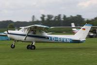 D-EFKN @ EDMT - Cessna 152 - by Juergen Postl
