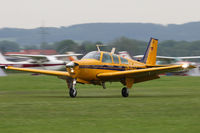D-EIZG @ EDMT - Beechcraft F33A Bonanza - by Juergen Postl