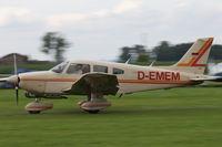 D-EMEM @ EDMT - Piper PA-28-181 Archer II - by Juergen Postl