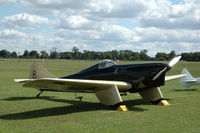 G-ADGP @ EGTH - 3. G-ADGP at Shuttleworth Evening Air Display July 09 - by Eric.Fishwick