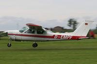 D-EMPF @ EDMT - Cessna 177RG Cardinal RG - by Juergen Postl