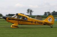 D-ETNW @ EDMT - Aviat A-1A Husky - by Juergen Postl