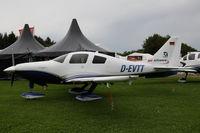 D-EVTT @ EDMT - Cessna 400 - by Juergen Postl