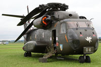 Army Sikorsky CH-53G - German Air Force
