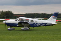 D-EKCW @ EDMT - Piper PA-28-181 Archer II - by Juergen Postl