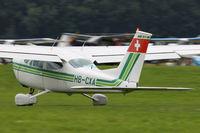 HB-CXA @ EDMT - 1975 Cessna CE 177B