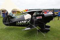 N40KK @ EDMT - 1970 Knapp PITTS SPECIAL S-1