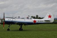 RA-3321K @ EDMT - Yakovlev Yak-52