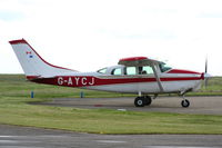 G-AYCJ photo, click to enlarge