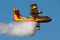 C-GCSX @ HAY RIVER - Buffalo Airways CL215