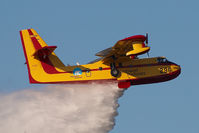 C-GDHN @ HAY RIVER - Buffalo Airways CL215