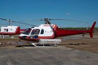 C-FWCL @ CYOJ - Delta Helicopters AS350