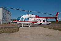 C-GWML @ CYOJ - Delta Helicopters Bell 206