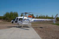 C-GEMJ @ CYOJ - Gemini Helicopters AS350 - by Dietmar Schreiber - VAP