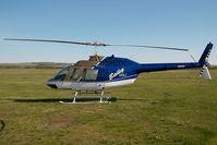C-FHTM @ CFX4 - Bailey Heli Bell 206