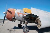 C-FBQT @ CYXJ - Grumman TBM3 Avenger