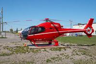 C-GLWH @ CYXJ - Whitney Helicopters Eurocopter 120