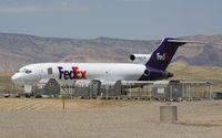 N279FE @ KGJT - Boeing 727-200 - by Mark Pasqualino