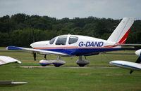 G-DAND @ EGLD - SOCATA TB10 at Denham - by moxy