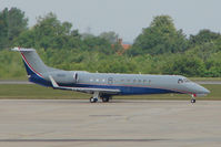 N10SV @ EGSS - Embraer Legacy at Stansted
