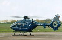 D-HVBJ @ EDDP - German Federal Police Eurocopter EC-135 - by Holger Zengler