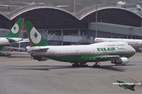 B-16403 @ VHHH - EVA Air - by Michel Teiten ( www.mablehome.com )