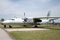 LZ-ANE @ LBPG - Bulgarian Museum of Aviation, Plovdiv-Krumovo (LBPG). - by Attila Groszvald-Groszi