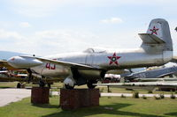 45 @ LBPG - Bulgarian Museum of Aviation, Plovdiv-Krumovo (LBPG). - by Attila Groszvald-Groszi
