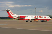 D-AGPB @ EDDR - Air Berlin SCN-MUC connection - by FBE