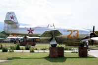 23 @ LBPG - Bulgarian Museum of Aviation, Plovdiv-Krumovo (LBPG). - by Attila Groszvald-Groszi