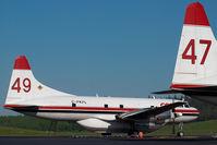 C-FKFL @ CYXS - Conair Convair 580