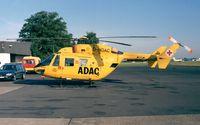 D-HDAC @ EDKB - MBB-Kawasaki BK-117A-4  - by Ingo Warnecke