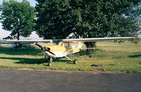 D-EKID @ EDKB - Reims / Cessna F.152 at Bonn-Hangelar airfield - by Ingo Warnecke