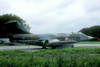 D-8268 @ EHYB - Storage of the redundant Dutch Starfighters. - by Joop de Groot