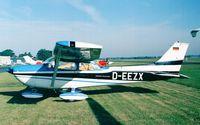 D-EEZX @ EDKB - Reims/Cessna FR.172H Rocket at Bonn-Hangelar airfield - by Ingo Warnecke