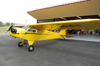 N29041 @ RNM - J3 Cub - by Jim Potter