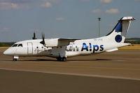 OE-LKG @ EDDR - flying for Cirrus for a short period from EDDR