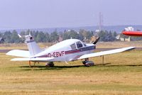 D-EBWF @ EDKB - Piper PA-28-140 Cherokee E at Bonn-Hangelar airfield - by Ingo Warnecke