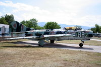 882 @ LBPG - Bulgarian Museum of Aviation, Plovdiv-Krumovo (LBPG). - by Attila Groszvald-Groszi