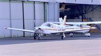 D-EGIF @ EDKB - Piper PA-32R-301 Saratoga SP at Bonn-Hangelar airfield - by Ingo Warnecke