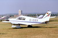 D-EIEK @ EDKB - Piper PA-28-180 Cherokee C at Bonn-Hangelar airfield - by Ingo Warnecke