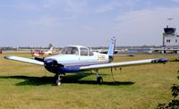 D-EMBG @ EDKB - Fuji FA.200-180 Aero Subaru at Bonn-Hangelar airfield - by Ingo Warnecke