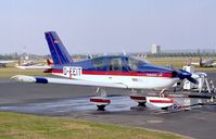 D-EEIT @ EDKB - SOCATA TB.200 Tobago XL at Bonn-Hangelar airfield - by Ingo Warnecke