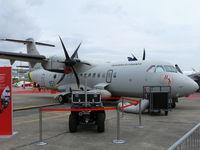 MM62230 @ LFPB - Aerospatiale/Alenia ATR42-500MP MM62230/GF-15 Guardia di Finanza - by Alex Smit