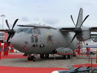 MM62225 @ LFPB - Alenia C-27J Spartan MM62225/46-90 Italian Air Force - by Alex Smit